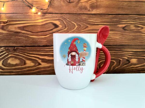 Red spoon gonk mug2jpg